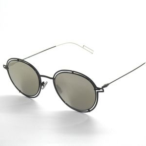 DIOR 0210/S GREEN/GOLD GIGUE Sunglasses